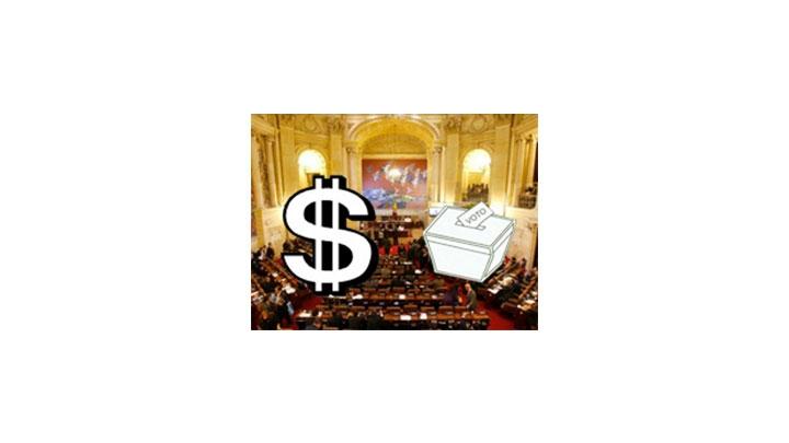 El estudio sugiere fija bases de los gastos realizados en las elecciones al senado.
