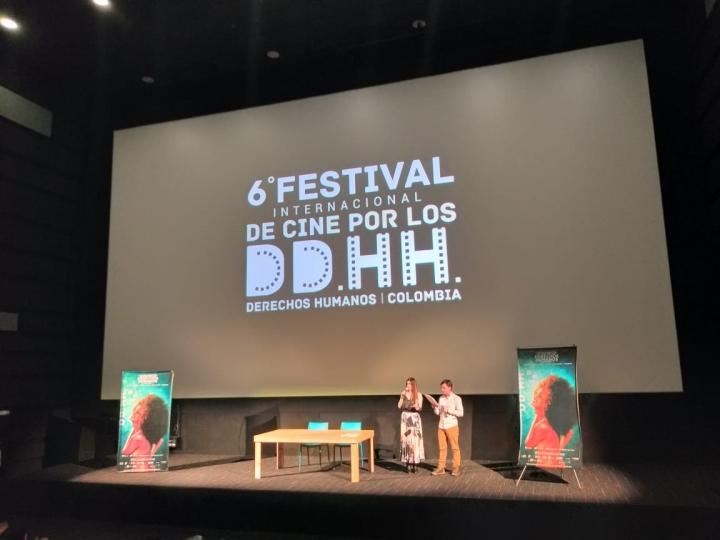 Premiación de la sexta edición del Cine Nos Une