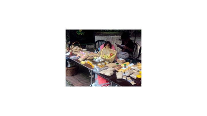 Campesinos del todo el país expusieron sus productos totalmente orgánicos en la II Feria Agroecológica en Bogotá.