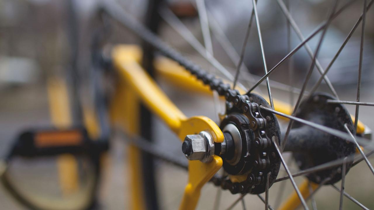 La bicicleta está de moda en las universidades bogotanas