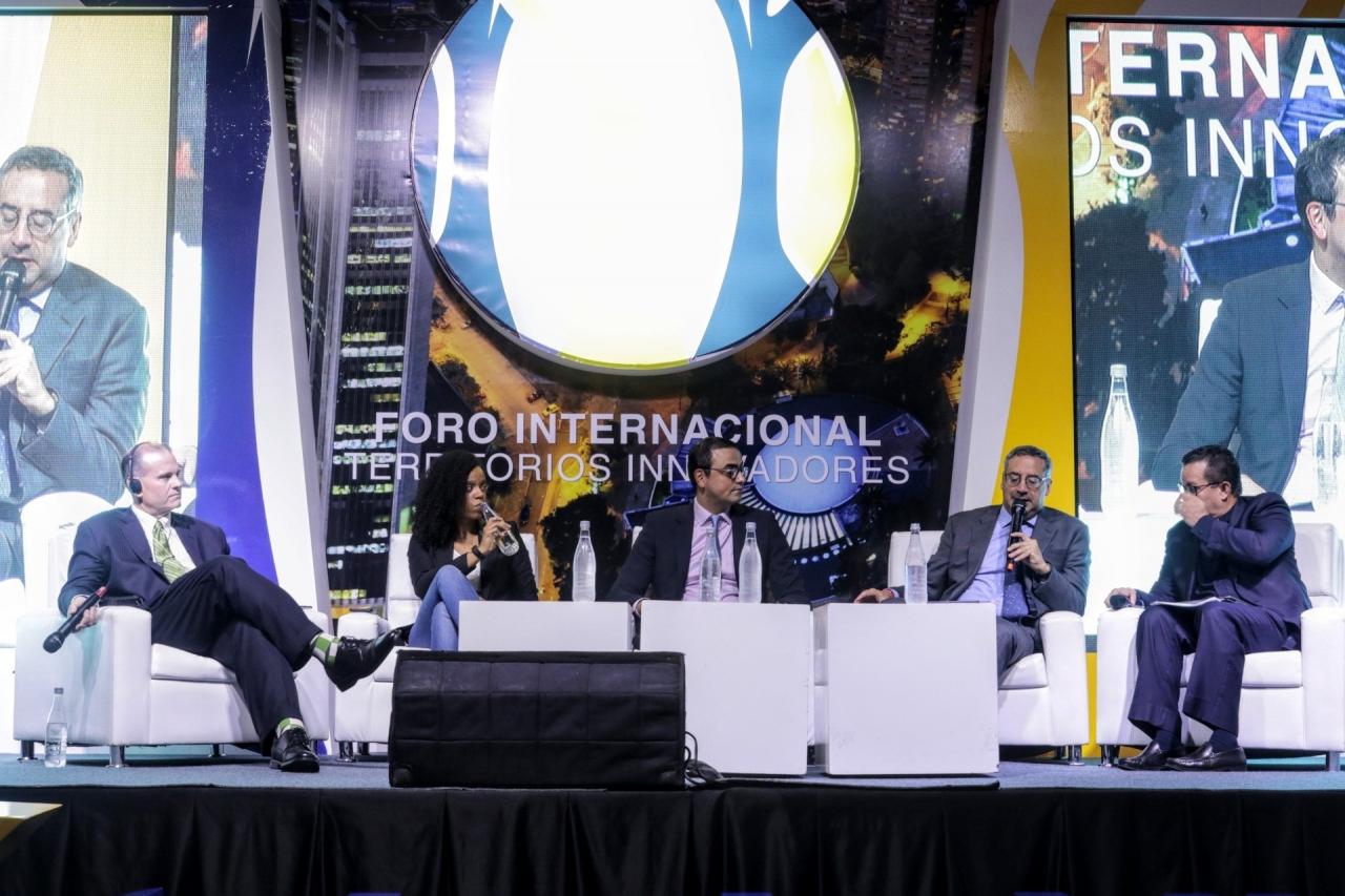Así fue el primer Foro Internacional: Territorios Innovadores