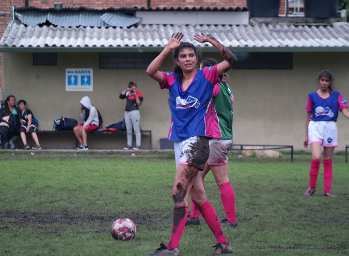 Copa Nosotras: la apuesta por el fútbol femenino