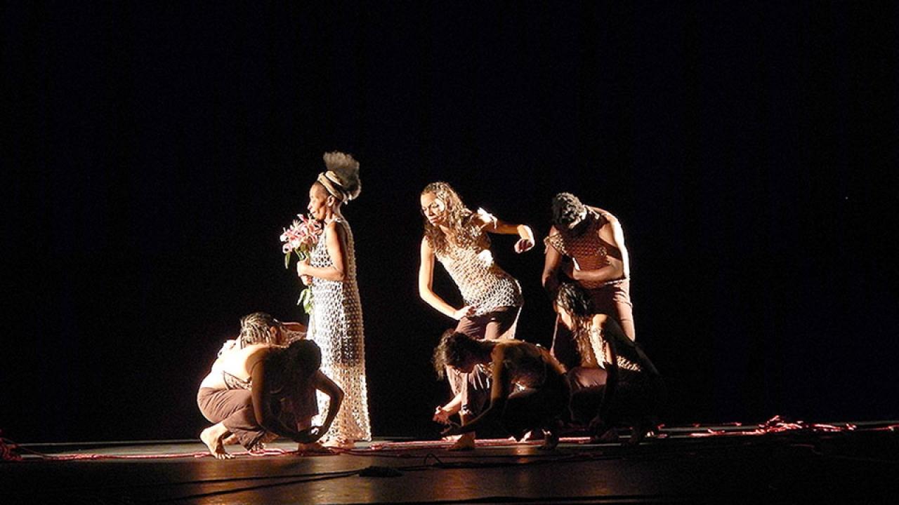 Danza y memoria para Bojayá
