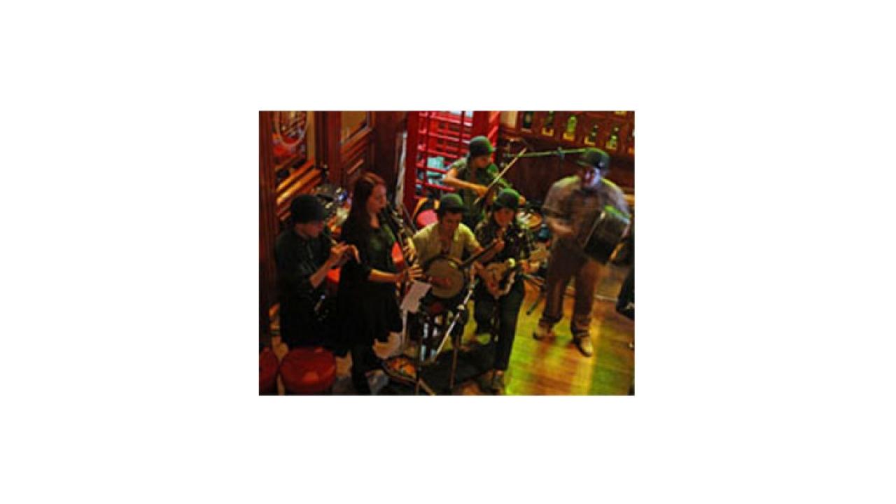 Música irlandesa se toma Bogotá