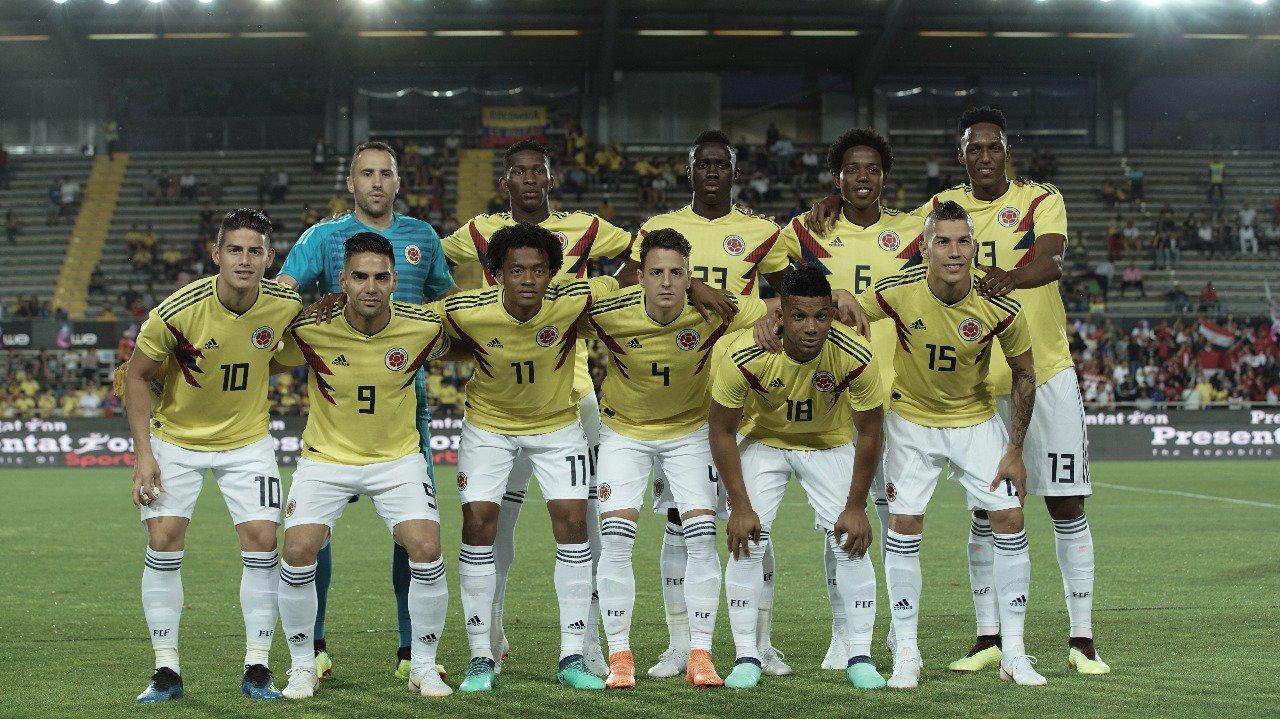 Selección Colombia: del único gol olímpico a la sexta participación