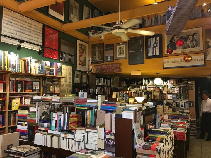 La librería que fomenta el pensamiento crítico