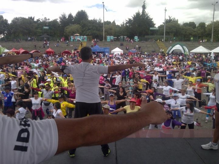 Este año llega el Bogotá Fitness Festival con nuevas tendencias para todos