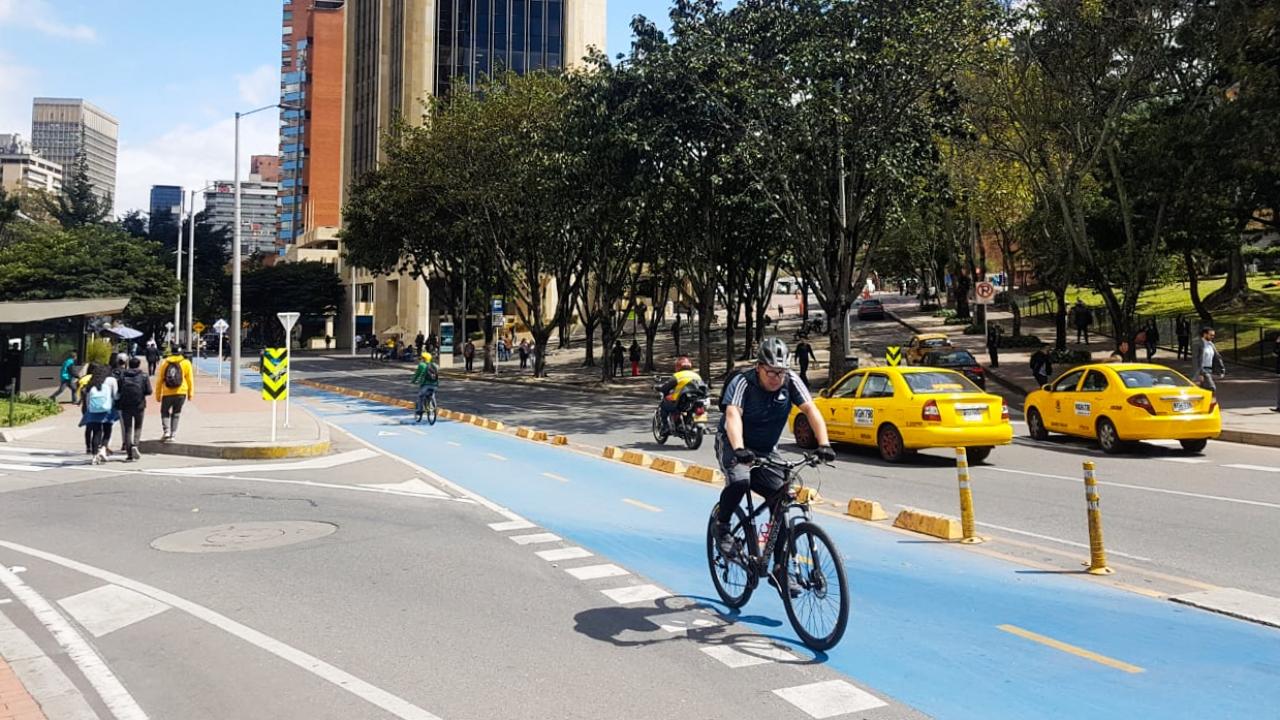 Prepárese para el 'Día Sin Carro' en Bogotá