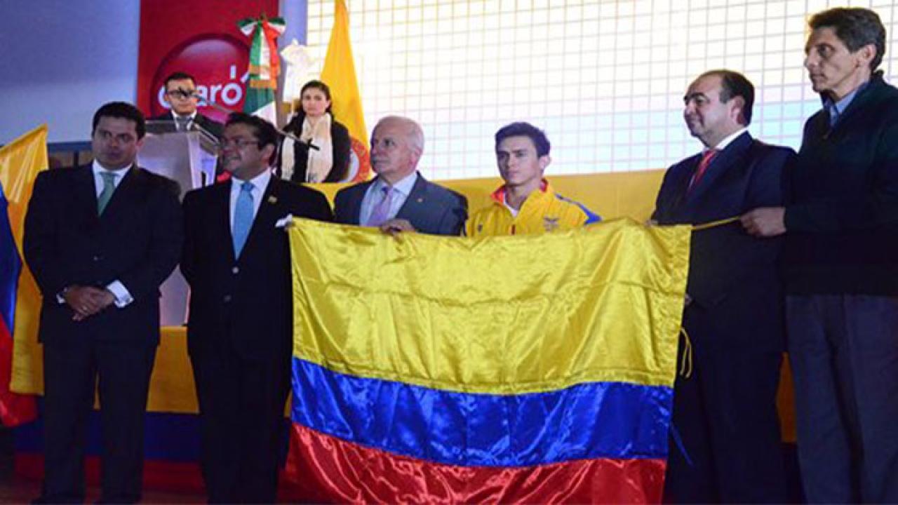 Comité Olimpico Colombiano nombra delegación deportiva para representar al país en los Juegos Centroamericanos