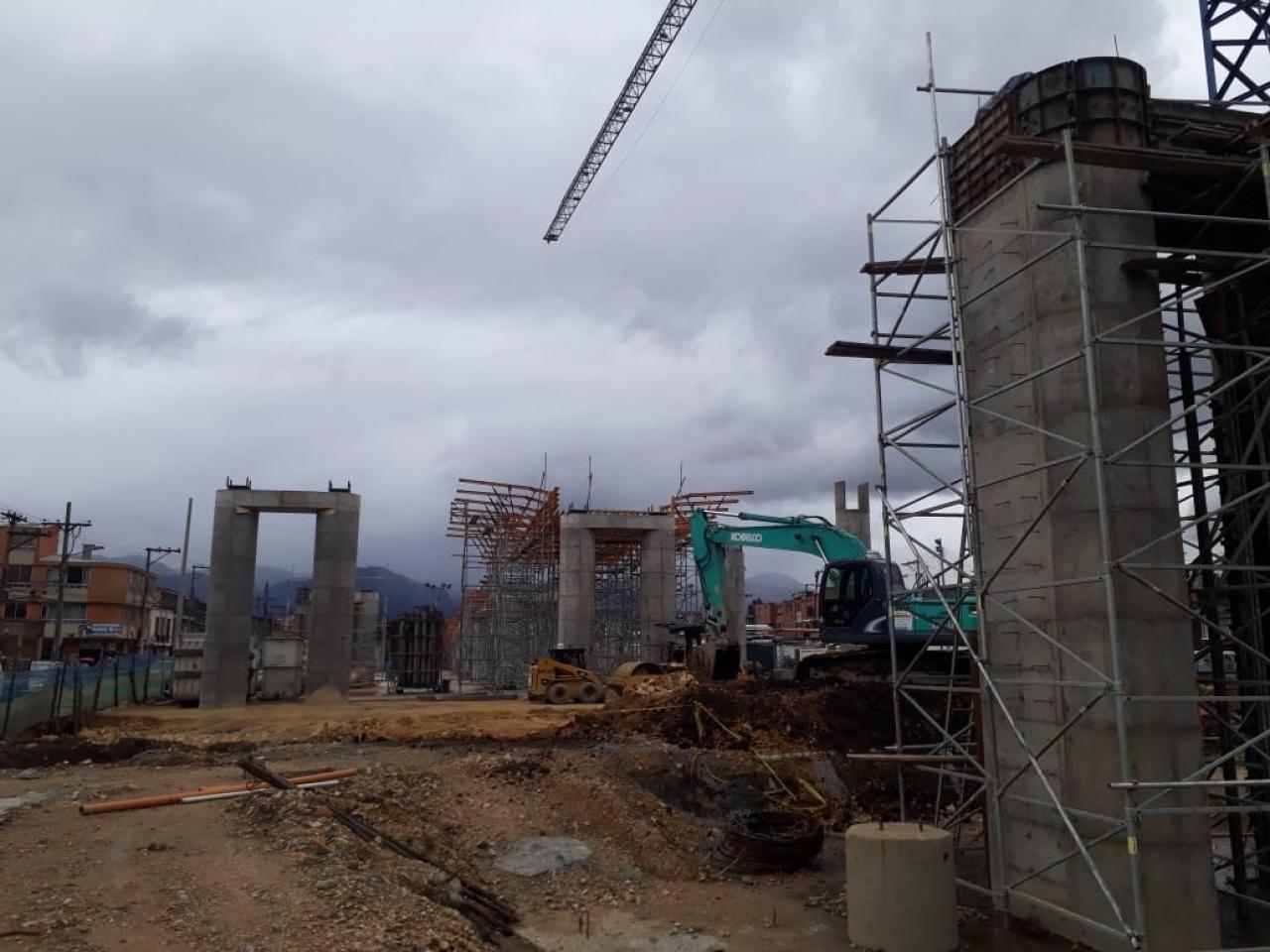 Surgen problemas tras ampliación de la avenida Mutis