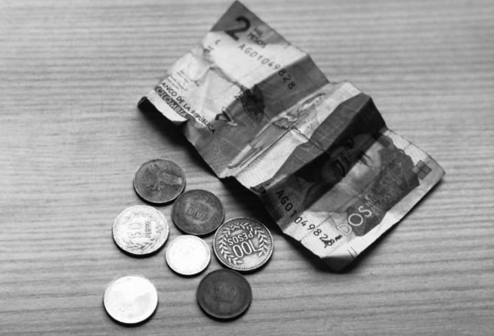Pobreza, un problema que agobia la sociedad.