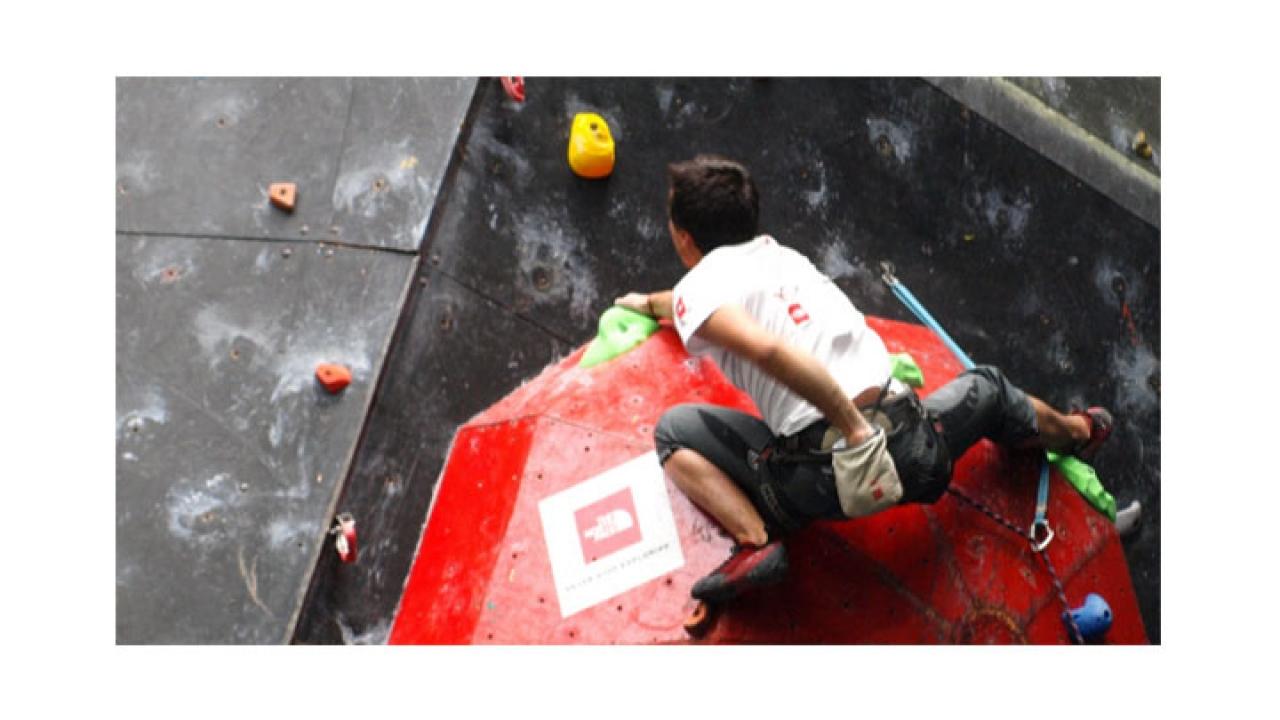 Los mejores en escalada fueron premiados
