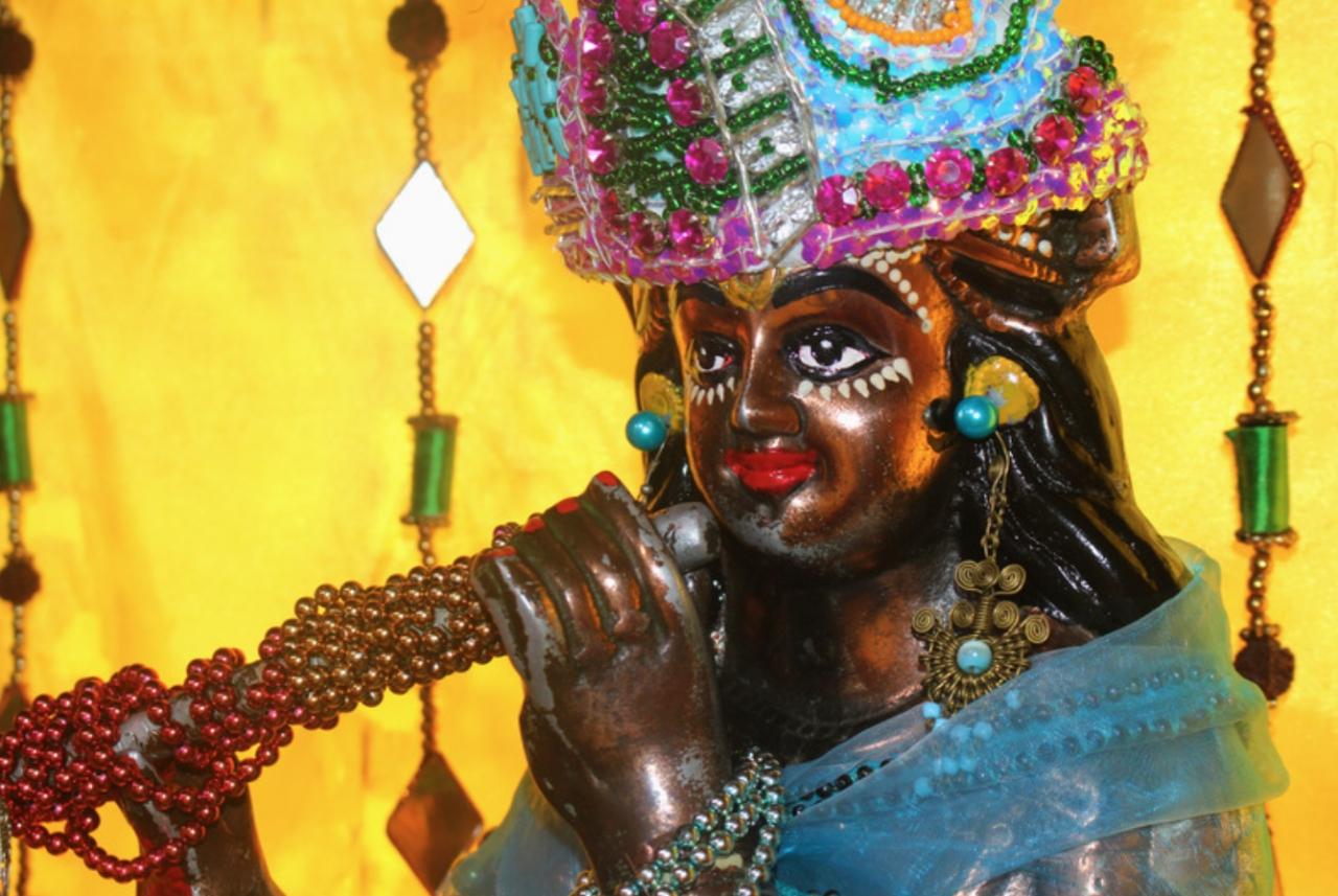 Hare Krishna, un pedazo de India en Bogotá