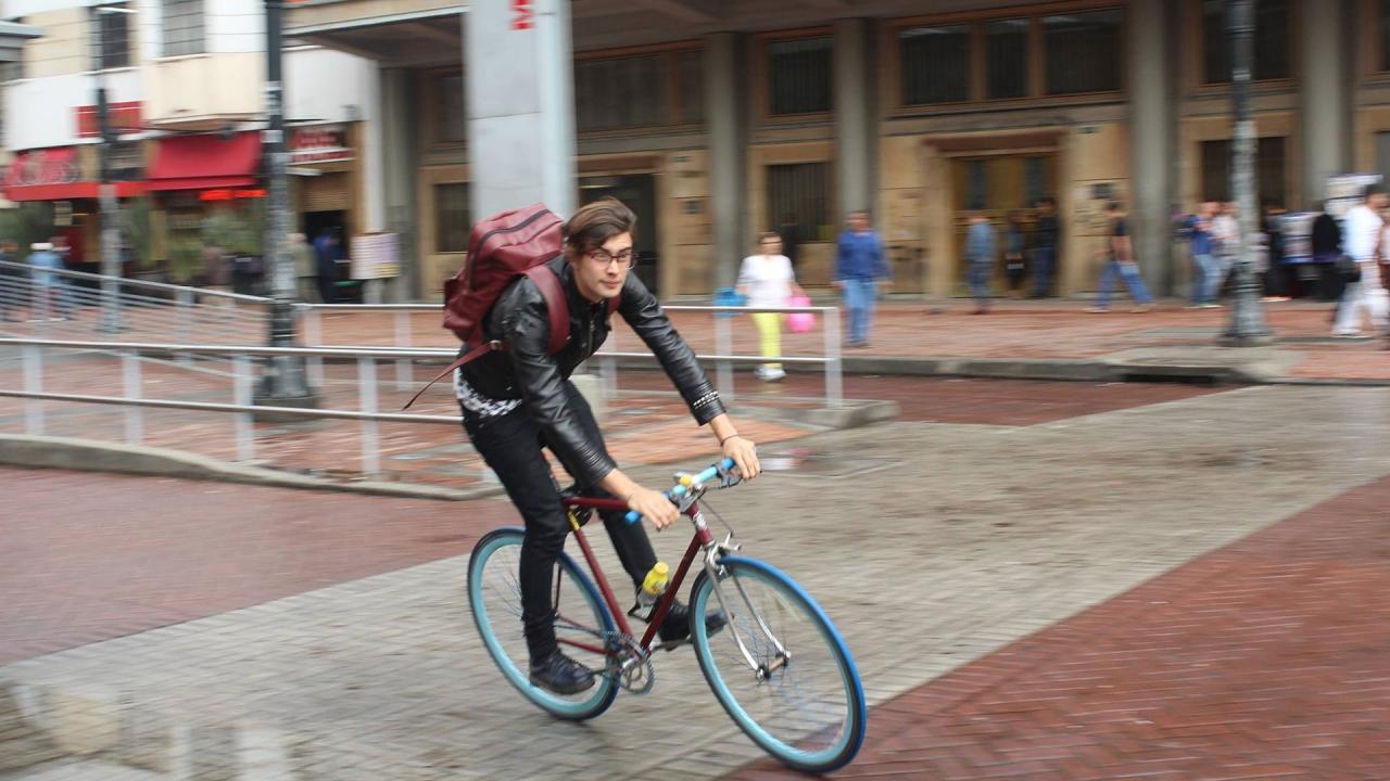 Los secretos de andar en bici por Bogotá: lo que debería saber de esta cultura