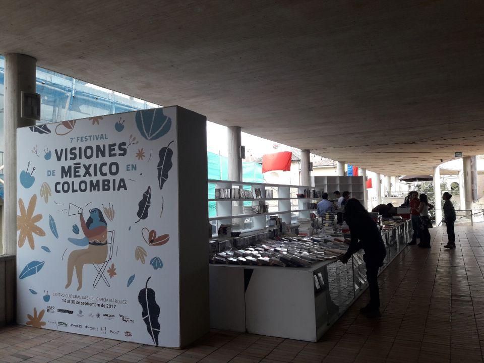 """Comienza el festival """"Visiones de México en Colombia"""""""
