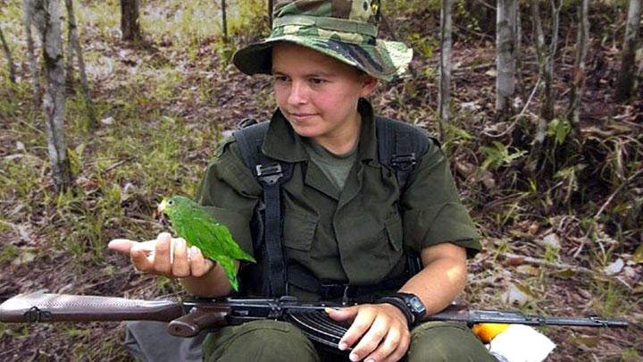 Reinserción de menores del grupos armados