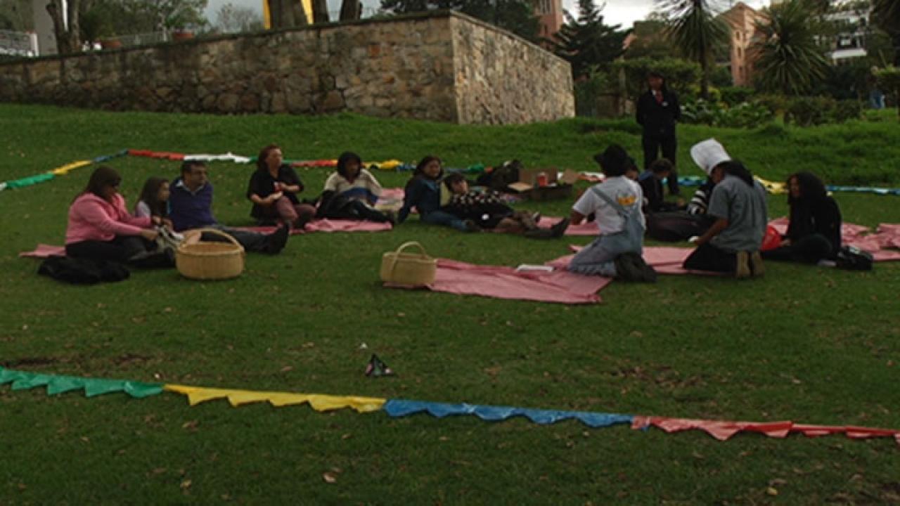 Un picnic dedicado a la cultura