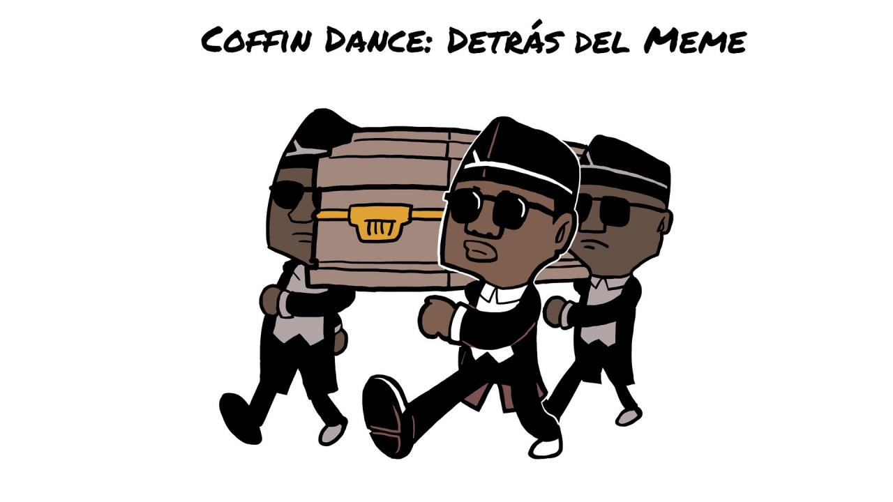 Coffin Dance, la historia detrás de un meme
