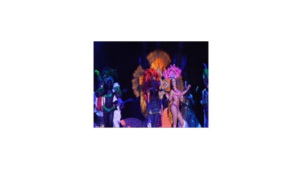 Bogotá tuvo su propio Carnaval brasileño
