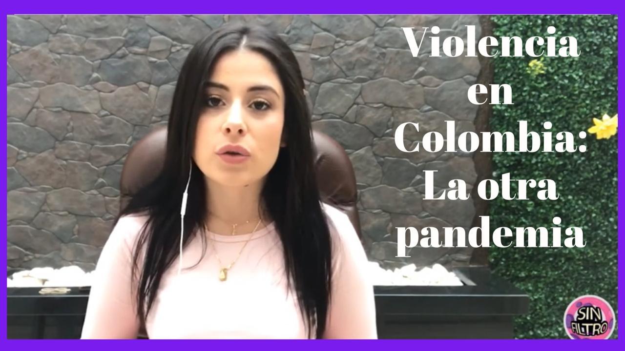 Violencia política, la otra pandemia en Colombia