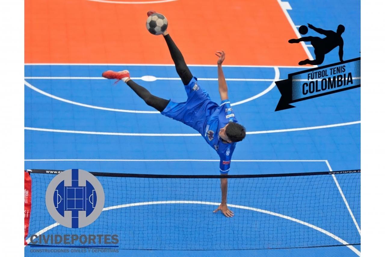 """""""El fútbol-tenis: una segunda oportunidad para renacer en la vida deportiva"""""""