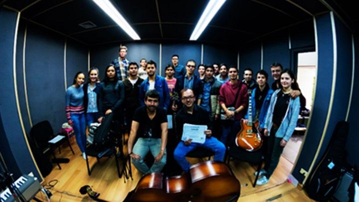 La Big Band Juvenil de Bogotá
