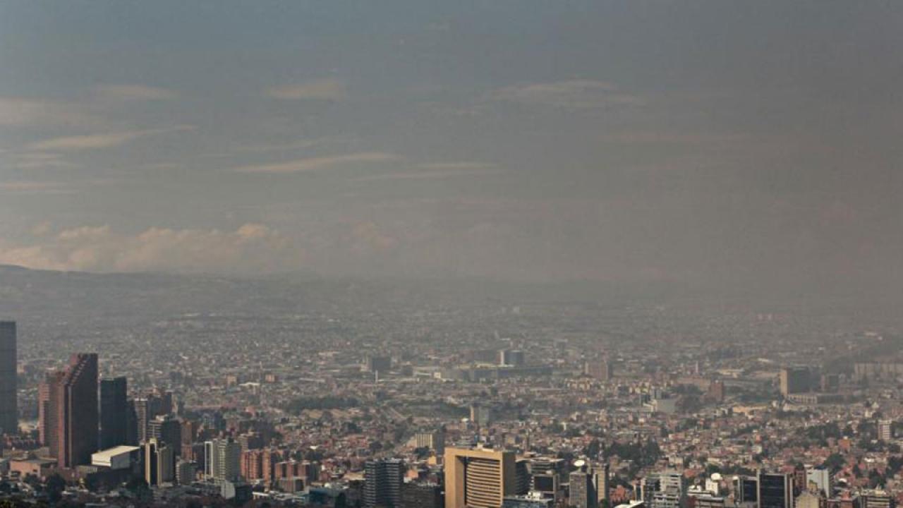 Experto habla sobre la contaminación del aire en el país