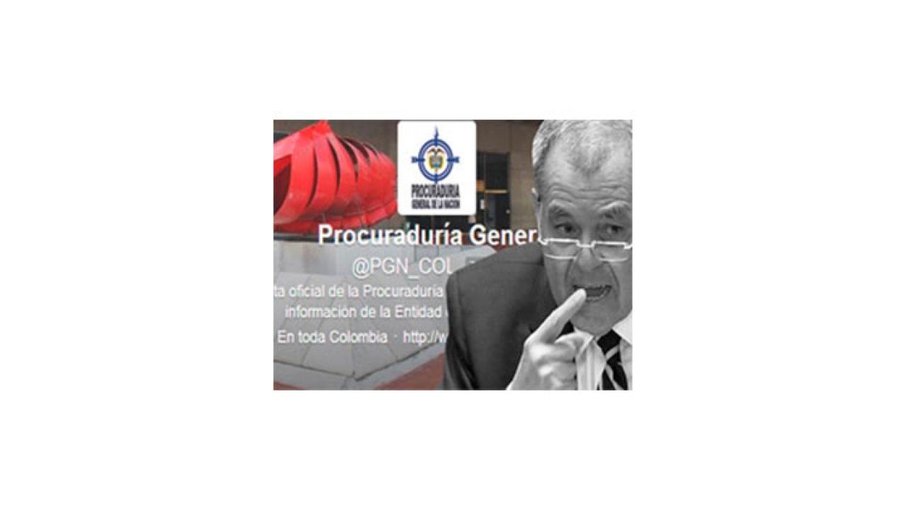 Políticos regionales sancionados por corrupción