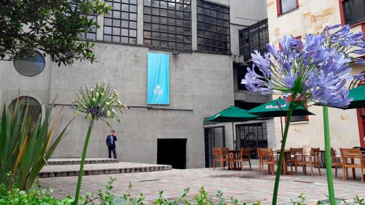 El antiguo Teatro Popular de Bogotá