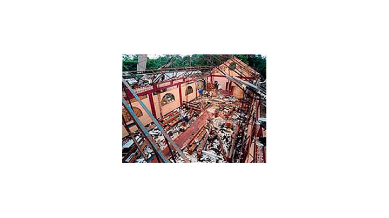 Doce años después de la masacre de Bojayá