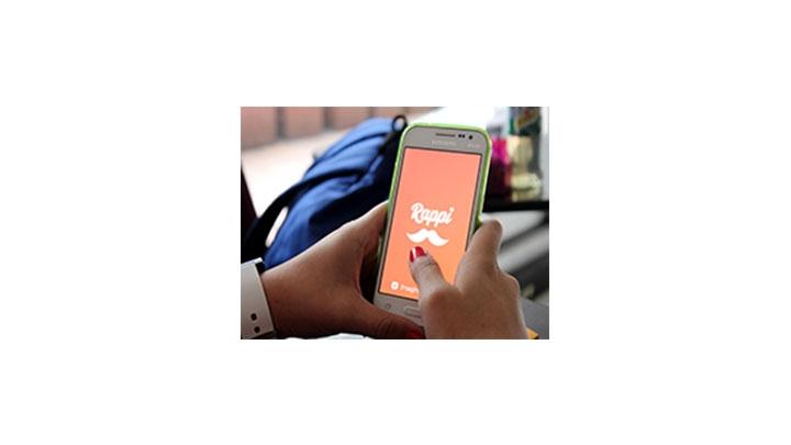 Rappi, la aplicación que le permite mercar desde su smarthphone
