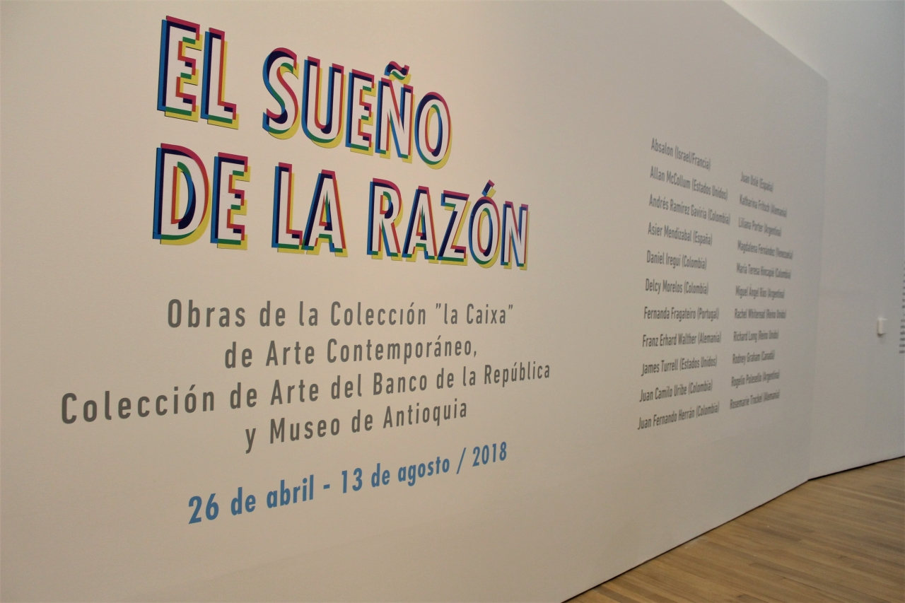 """""""Sueño de la Razón"""": una galería sobre la lucha entre el arte y la razón"""