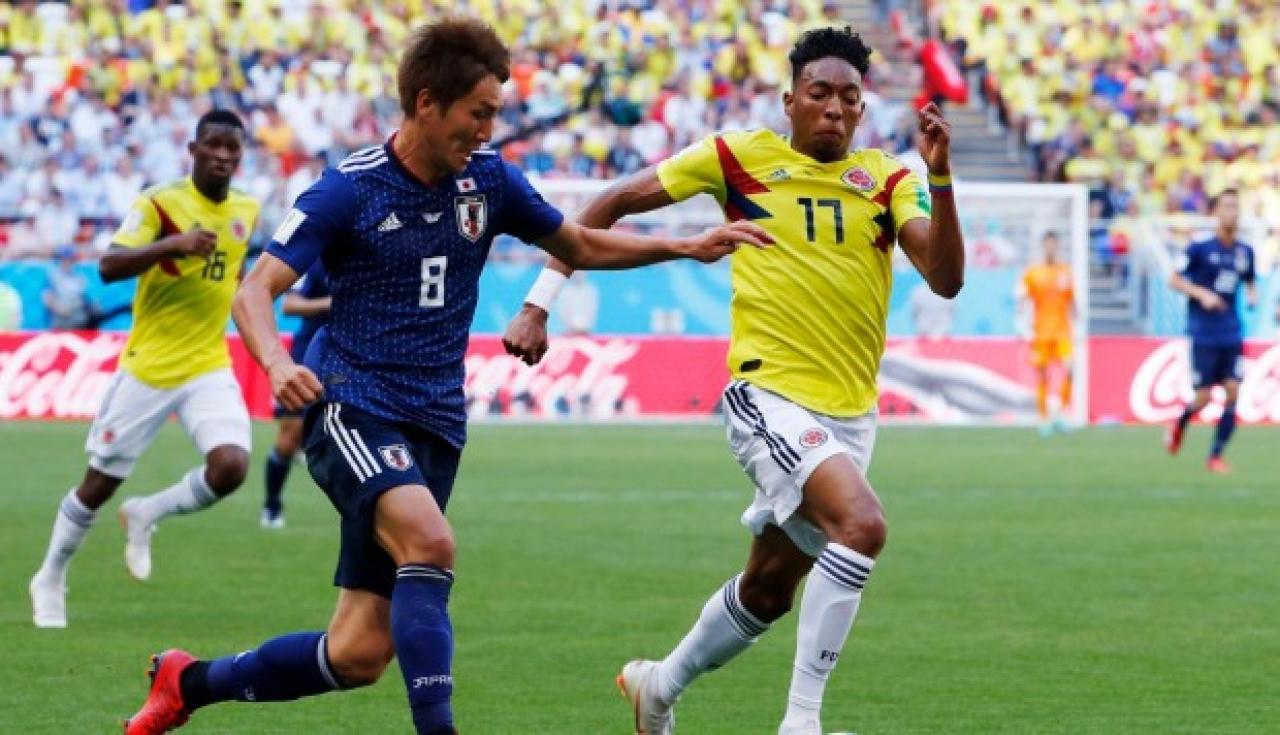 Una enfermedad llamada 'tricolor' en el primer partido de Colombia