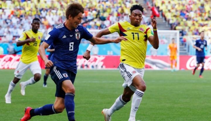 Con goles de Shinji Kagawa y Yuya Osako, Japón consiguió su primera victoria en los Mundiales ante un conjunto sudamericano. Además volvió a ganar en este certamen después de ocho años.