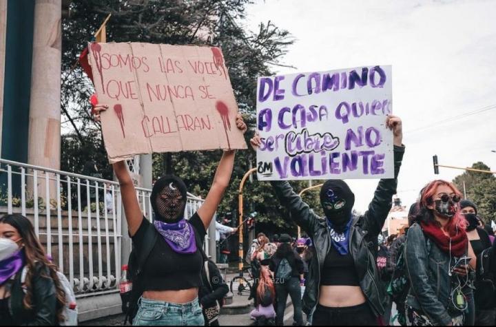 Feminista de Barrio, una apuesta para educar sobre feminismo en Instagram