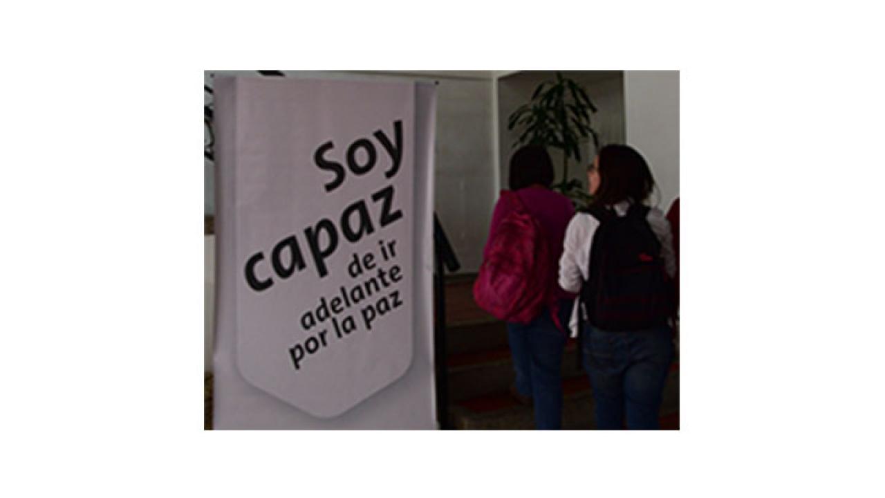 ¿De qué soy Capaz por la paz de Colombia?