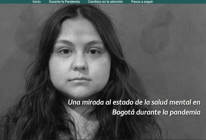 Una mirada al estado de la salud mental en Bogotá durante la pandemia