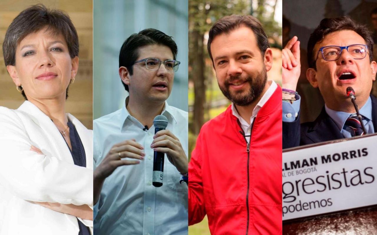 ¿Qué proponen los candidatos a la Alcaldía de Bogotá? (Parte I)