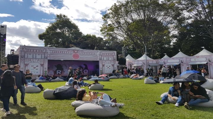 Una feria dedicada a las mujeres en Bogotá