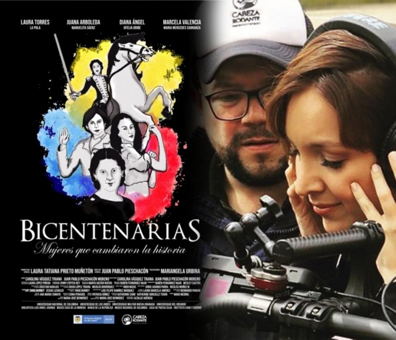 """Estreno serie documental """"Bicentenarias, mujeres que cambiaron la historia"""""""