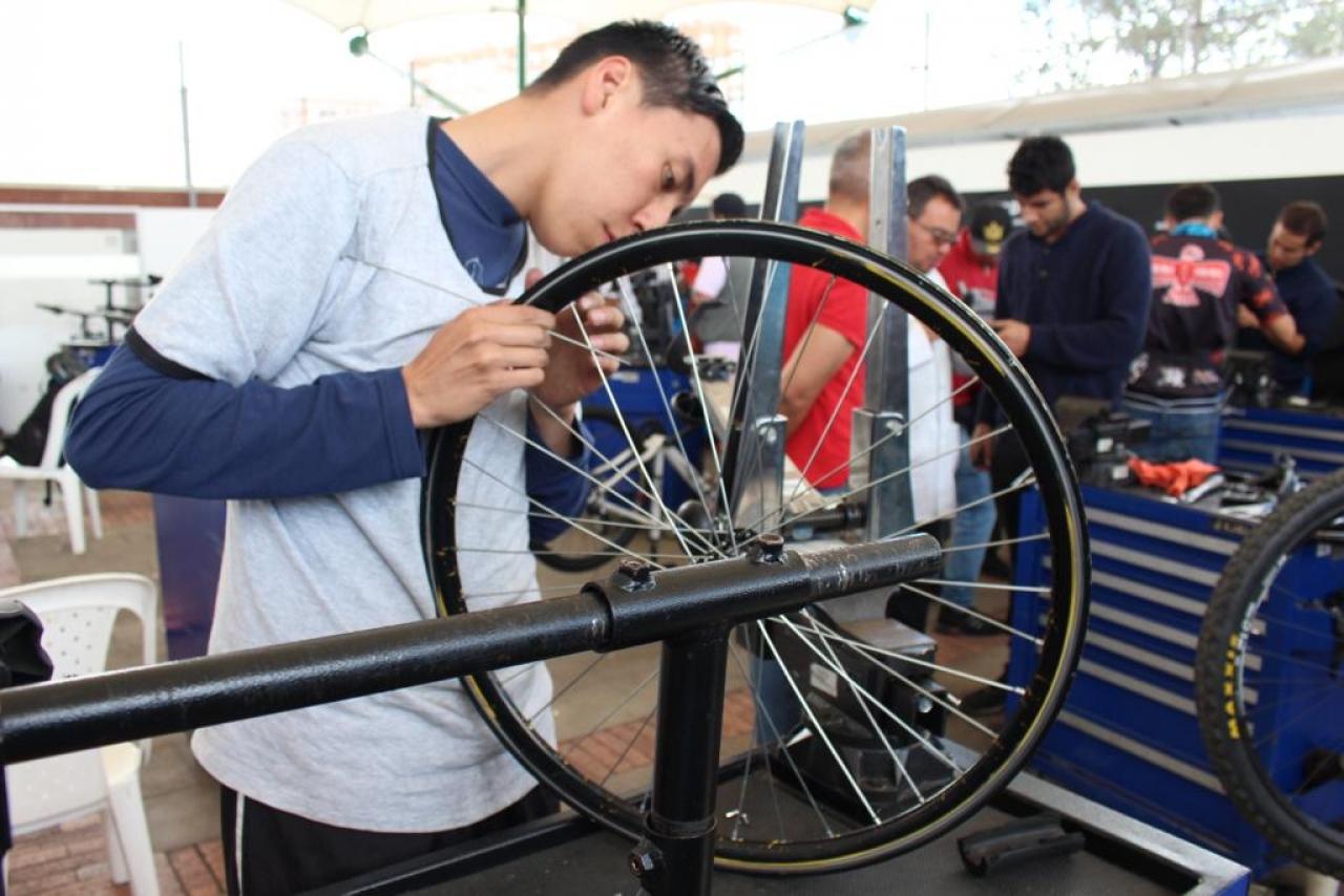 Centro de la Bici: Pedaleando por el emprendimiento