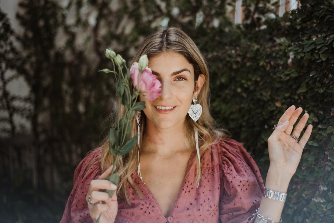 Laura Echavarría: bloguera, influencer y fashionista