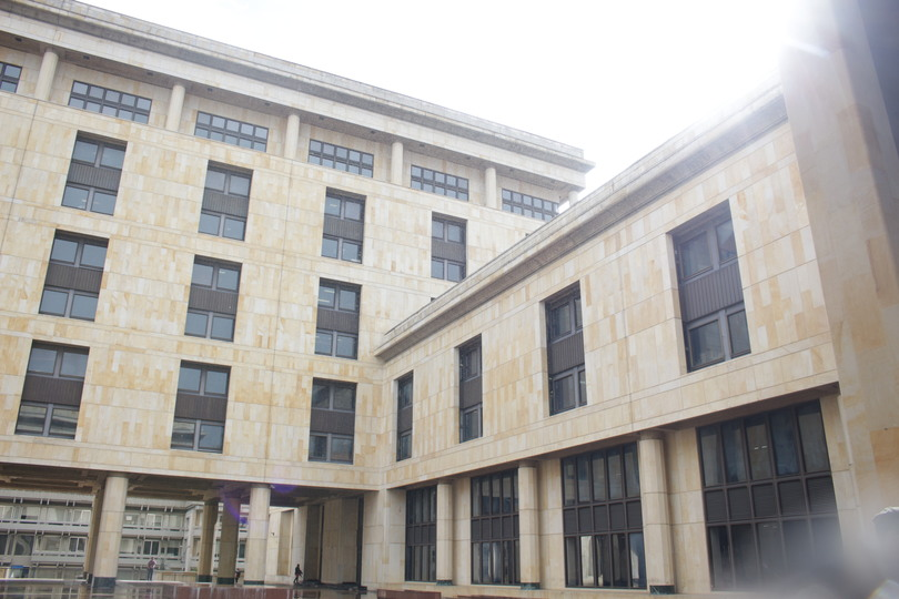 Seguridad al estilo israelí: El Palacio de Justicia