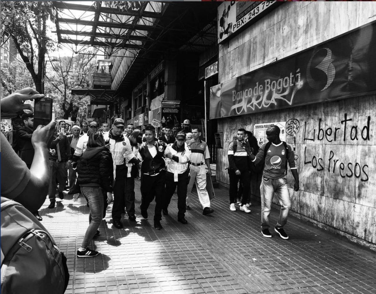 Alcaldía de Bogotá contratará a 1.500 policías más a finales de año para combatir la inseguridad de la capital