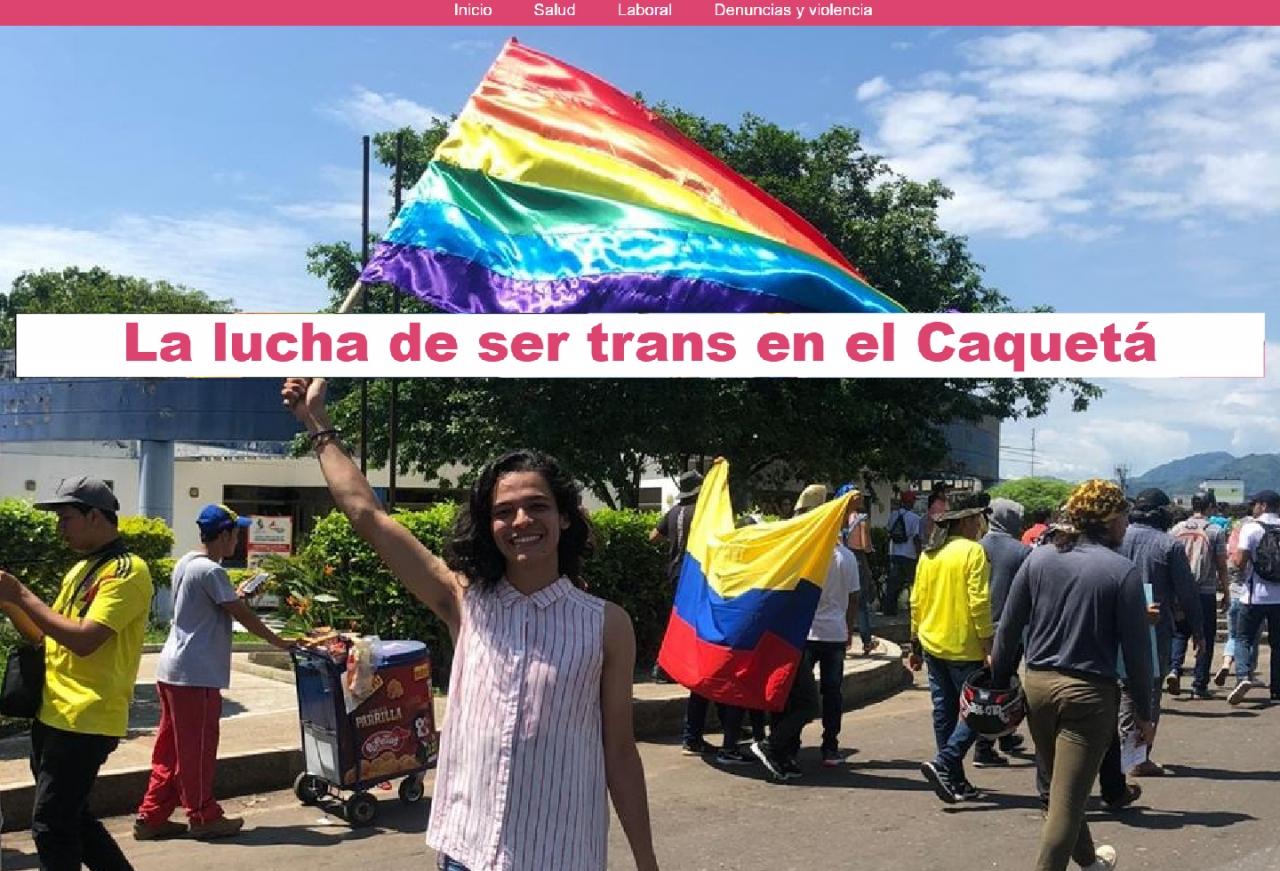 La lucha de ser trans en el Caquetá