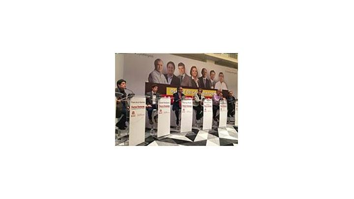 El Hockey Club fue escenario del debate de candidatos a la alcaldía de Bogotá.