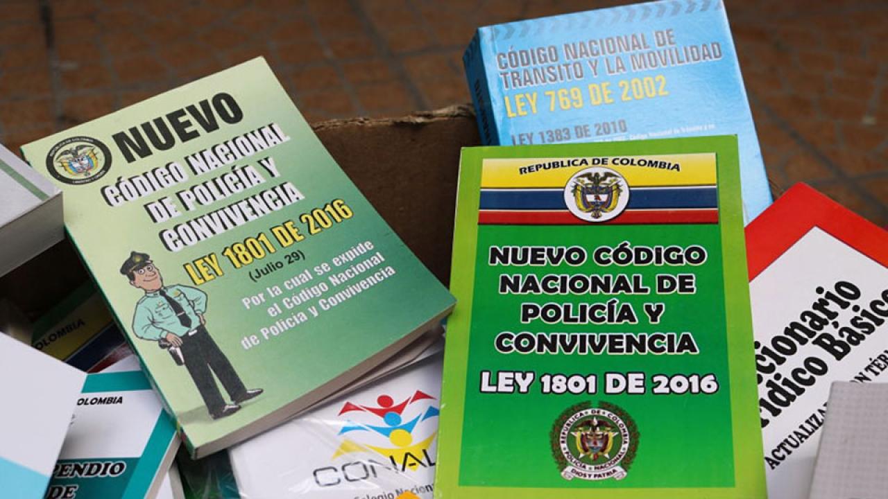 Código de Policía en búsqueda de mejorar la cultura ciudadana