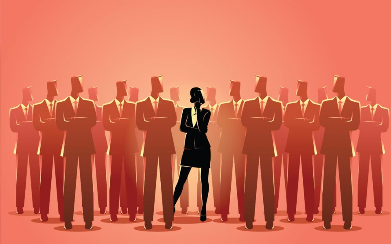 Menos 'maneles' y más voces femeninas en los debates