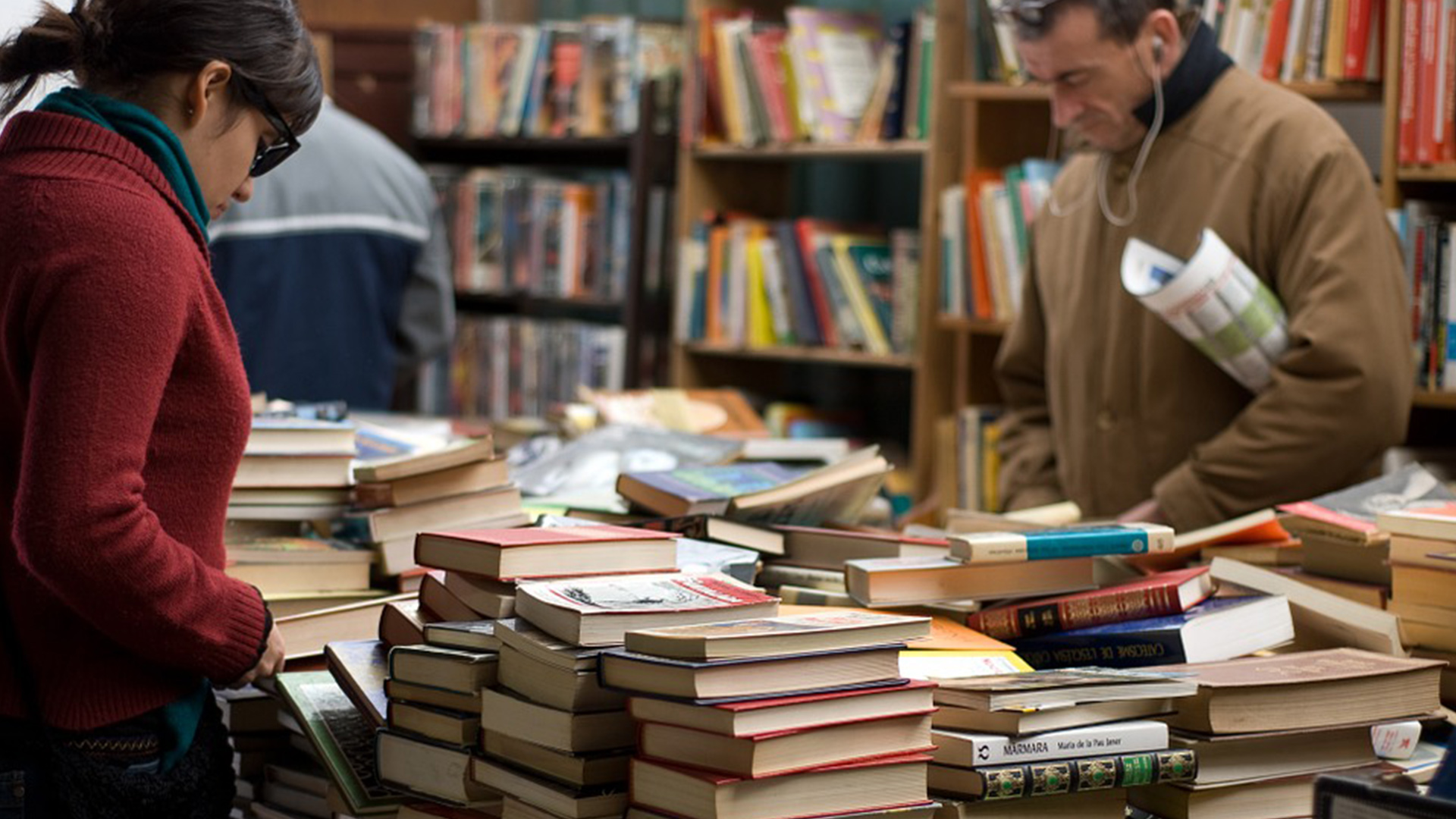 Se acabó la Feria del Libro, ¿ahora qué?