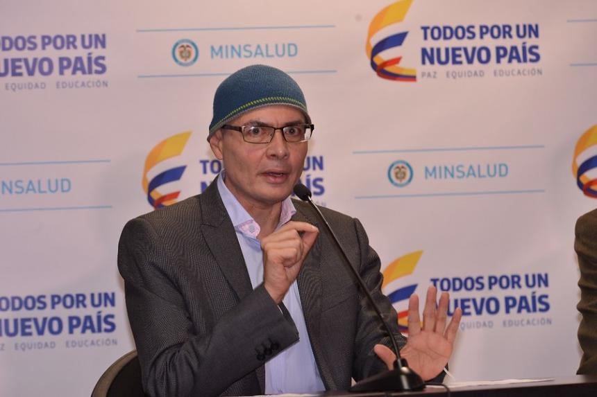 Alejandro Gavíria comenzó su tratamiento contra el cáncer el 9 de junio